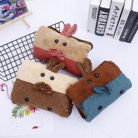 【包邮】新款毛绒自注水热水袋保暖袋暖手宝暖宝宝暖水袋兔子造型