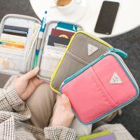 厂家生产护照包旅行便携机票收纳证件包袋护多功能钱包