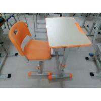 QY001[单人升降课桌椅]厂家报价-广东清源家具有限公司