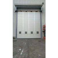 【专业生产】工业快速门 、工业堆积门 、PVC快速门 自动厂房门