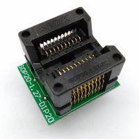 SOP20转DIP20芯片烧录座IC测试座ots20-1.27-01 ANDK工厂直销