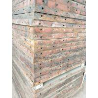 云南普洱钢模板报价//普洱九成新钢模板批发 规格//二手钢模板