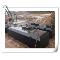 洛阳新安县漂染厂一体化污水处理设备