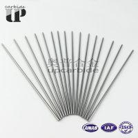 株洲硬质合金粉末冶金挤压成型YG6精加工直径φ1.4*89.65MM圆棒 钨钢棒