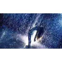 人工淋不湿的雨人工降雨淋不湿的雨屋