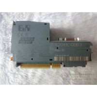 X20DI4371 X20数字量输入模块,4个输入量,24 VDC,漏式,可配置的输入滤波,3线连接