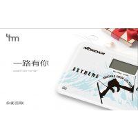 合肥礼品电子秤新款批发电子体重秤 卡通迷你USB充电人体秤