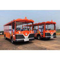 重庆景区燃油观光车/重庆旅游观光车-汽油观光车