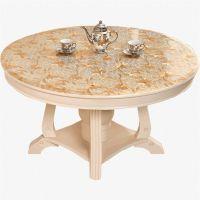 大圆桌桌布透明园型软玻璃水晶板圆形餐桌垫台布防水防油防烫