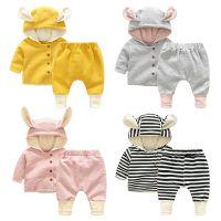 女婴儿外套装0岁6个月1秋装2宝宝3春秋季秋款婴幼儿卫衣服秋冬装