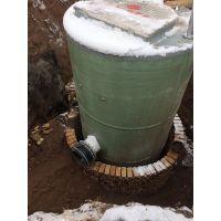 地埋式污水提升预制泵站新型环保厂商