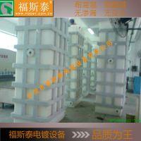 合肥pvc电解槽厂家 非标设计耐温长久不变形电解槽设备 各尺寸防腐蚀多联水洗槽原装现货