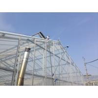 厂家供应渭南地区温室大棚电动开窗系统 顶开窗及湿帘外开窗系统