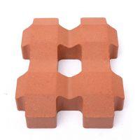 陶土烧结砖 机压砖 植草砖 井字砖 草坪砖