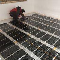 合肥 碳晶热膜批发 电加热膜 发热地板耗电量设计安装