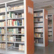 图书馆书架 阅览室书柜 档案馆档案架定制