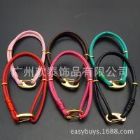 羊皮绳手链绳 项链绳 羊皮手链挂坠绳穿珠挂绳手串男女手绳