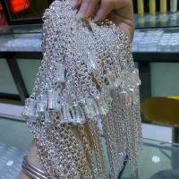 厂家批发S990纯银手链女士足银情人节礼物送老婆饰品 速卖通微商