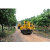 挖树机工具吊树机工具一套多少钱
