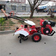 柴油多功能旋耕机 蔬菜大棚小型松土机