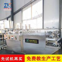 内蒙豆腐皮加工机器多少钱 豆腐皮加工机械设备厂家