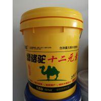 供应 得海龙绿骆驼十二元素流体肥 含微量元素水溶肥料 以色列进口 膏状 20kg