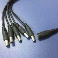厂家直供DC线 5.5*2.1DC母座电源线