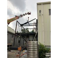 广州简易钢结构厂房拆迁造价