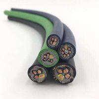 德胜BPFFP氟塑料绝缘和护套铜丝编织屏蔽耐高温变频电力电缆150mm2优惠的