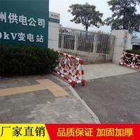 壹路通镀锌圆管拒马_圆管移动隔离护栏生产基地