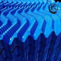 电厂冷却塔填料S波填料厂家工业逆流塔S波淋水片——河北龙轩