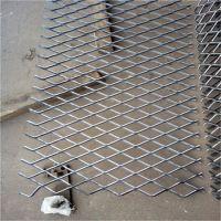 镀锌钢板网平台 钢板网脚踏板 菱形拉伸网片