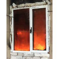 云南铝合金防火窗厂家定制避难间/层活动式防火窗