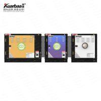快霸(Kuarbaa)油烟净化器6000风量UV光解活性炭一体机除味设备餐饮厨房