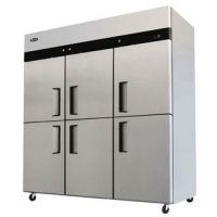 ATOSA阿托萨工程款六门单温冷藏冰箱YBL9320 阿托萨六门冷藏冰箱