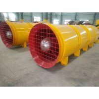 SDF(A)型隧道施工专用轴流通风机 安瑞隧道风机生产厂家