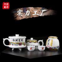 陶瓷整套茶具套装创意现代简约家用过滤茶具竹制功夫茶盘组合茶壶