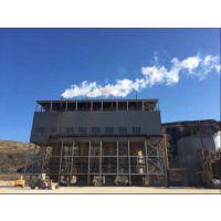 燃气铝矾土原矿煅烧竖炉