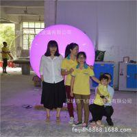 定制大型亚克力空心圆球有机玻璃球空心球亚克力透明球半球大型圆球彩色球