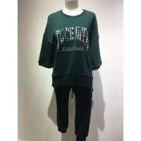 洛呗一品牌女装欧式复古风19春新款衣叁唯品走份正品批发货源