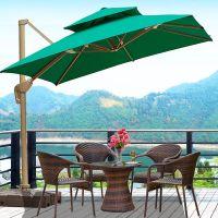 合肥户外休闲家居露天桌椅伞组合售楼处洽谈桌椅花园庭院藤编沙发