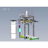 小型多头定量液体灌装机上海广志常压罐装