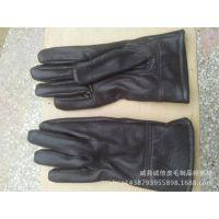 厂家直销真皮手套男女士鹿皮手套冬季防寒保暖皮手套