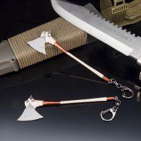 堡垒之夜FORTNITE周边 破碎斧钥匙扣 玩具模型 合金武器