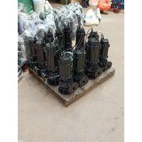 秦泉WQ/QW高扬程大功率380v三相潜水泵控制柜2.2kw工地抽水