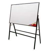 优雅乐A型架白板60*90厂家直销 可折叠办公会议支架式移动白板