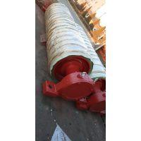 供应冶金用DN800改向滚筒 耐腐蚀包胶滚筒 不锈钢滚筒耐磨性好