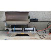 xwf搅拌灌装机-- U型豆瓣酱灌装机