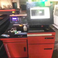 东莞二手钣金光纤激光切割机市场供应碳钢不锈钢龙门双驱激光机