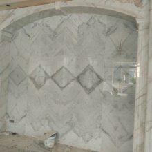 广西石材天然大理石背景墙